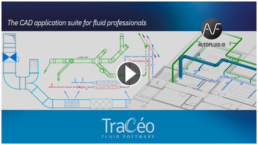 AUTOFLUID 10 presentation: software for HVAC and plumbing networks design