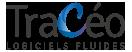 Logo Tracéocad éditeur AutoFLUID LOGICIEL CAO CVC PLOMBERIE