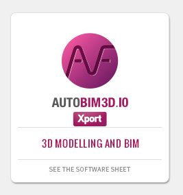 AUTOBIM3D: CAD application for 3D HVAC networks